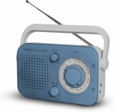 Camry CR 1152 Blauwe retro radio