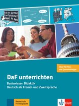DaF unterrichten - Basiswissen Didaktik Deutsch als Fremd-und Zweitsprache Buch + DVD