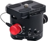 360 Graden Quick Release Panoramakop / Indexerende Rotator - Type DH-50