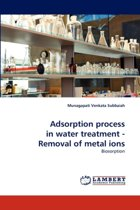 Adsorption Process in Water Treatment - Removal of Metal Ions