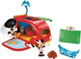 Fisher-Price Mickey Mouse Camper - Speelfigurenset