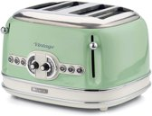 Ariete Vintage Bread Toaster 4 slices Green