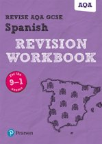 Revise AQA GCSE (9-1) Spanish Revision Workbook