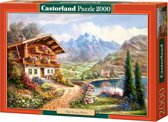 High Country Retreat puzzel 2000 stukjes