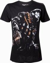 Officieel gelicenseerd - Batman - Arkham Knight, 'Nightmare' Shirt - Heren - S