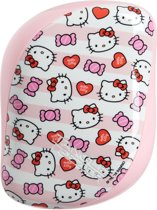 Ontwar Haarborstel Hello Kitty Compact Styler Tangle Teezer