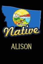 Montana Native Alison