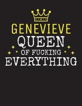 GENEVIEVE - Queen Of Fucking Everything