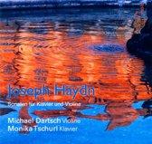 Haydn: Sonaten Fur Klavier & Violin