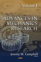 Advances in Mechanics Research