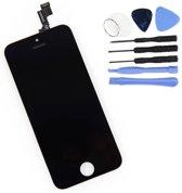 Nieuw - Voor Apple iPhone 5S - AAA+ LCD scherm Zwart & Tools