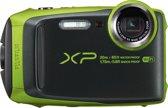 Fujifilm FinePix XP120 - Zwart/Groen