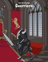Livre de Coloriage Guerriers 1