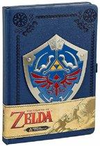 Legend of Zelda Triforce Shield A5 notitieboek - Nintendo licensed