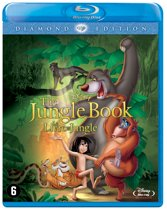The Jungle Book (Diamond Edition) (Blu-ray)