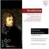 Symphonie Eroica Op.55,  Egmont Op.8