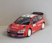 Citroen C4 WRC #1 Rally Monte Carlo 2007 - 1:18 - AUTOart