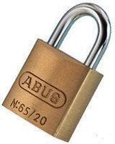 Abus Hangslot Gelijksluitend 504 - 50 mm