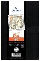 TEKENBLOK CANSON ART 140X216MM 180GRADEN 96GRAM 80VEL