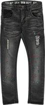 Quapi jeans Timon dark grey denim