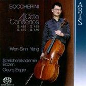 Boccherini: 4 Cello Concertos