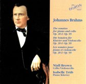 Brahms; Sonatas For Piano And Cello