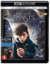 Afbeelding van Fantastic Beasts and Where to Find Them (4K Ultra HD Blu-ray)
