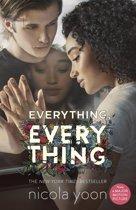 Boek cover Everything, Everything van Nicola Yoon (Onbekend)