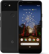 Google Pixel 3a 14,2 cm (5.6'') 4 GB 64 GB Zwart 3000 mAh