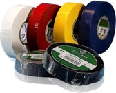 Stokvis PVC Isolatietape 19mm x 20M Wit