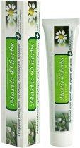 Mastic & Herbs Tandpasta met mastiek - 2 stuks voordeelverpakking
