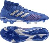 adidas - PREDATOR 19.2 FG - Blauw - Heren - BB8111 - Maat 46