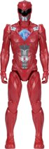 Power Rangers Movie Actiefiguur 30cm-Rood