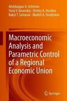 Macroeconomic Analysis and Parametric Control of a Regional Economic Union