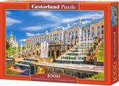 Peterhof Palace, St. Petersburg, Russia puzzel 1000 stukjes