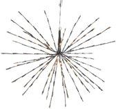 Kerstverlichting Poolster LED klassiek warm 0,7 meter
