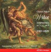 John Grew - Widor: Organ Symphonies Nos. 1 & 9