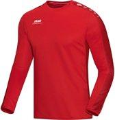 Jako Striker Sweater - Sweaters  - rood - 152