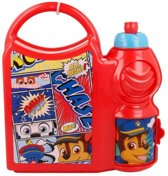 Paw Patrol Chase  Lunch box + fles