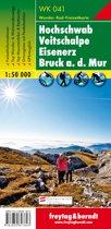 FB WK041 Hochschwab • Veitschalpe • Eisenerz • Bruck a,d, Mur