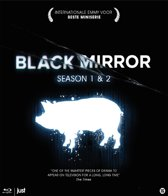 Black Mirror – Seizoen 1 & 2 (Blu-ray)