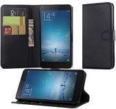 Samsung Note 2 Hoesje Case Zwart