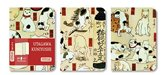Utagawa kuniyoshi notebooks (set of 3)