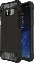 Samsung Galaxy S8 Armor Hoesje Zwart