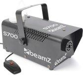 Rookmachine - Beamz S700 - Rookmachine 700W incl. 500ml rookvloeistof