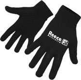 Reece Knitted Player Glove Jr. - Winterhockeyhandschoenen - Maat Junior - Zwart