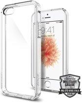 Spigen Ultra Hybrid Case Apple iPhone SE - 041CS20171 - Crystal Clear