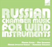 Russian Chamber Music For Wind Instruments, Vol. 2