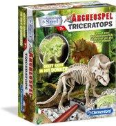 Clementoni Archeospel - Triceratops Fluor