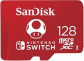 SanDisk SDSQXAO-128G-GNCZN flashgeheugen 128 GB MicroSDXC